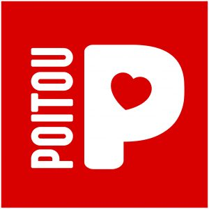 logo de la marque Poitou (rouge)